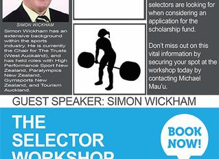Selectors Workshop - Get Selected