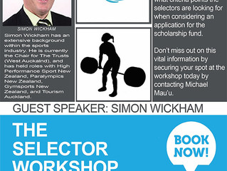 Selectors Workshop - Get Selected