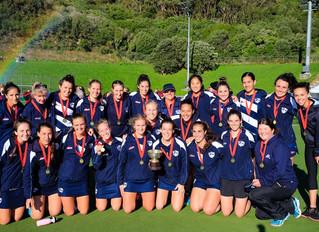 Danielle Sutherland - Auckland Hockey U21s National Champs.