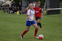 Nicole Mettam sets sights on NZ Under 20's Soccer World Cup Squad