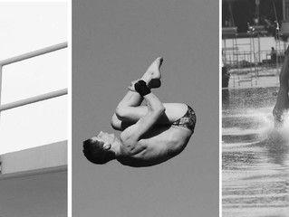 Nathan Brown finishes 12th in Gold Coast Fina Diving Grand Prix Competition