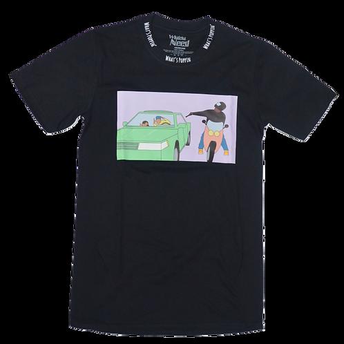 """Whats Poppin'"" T-Shirt"