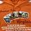 Thumbnail: Post Card Hoodie (Orange)