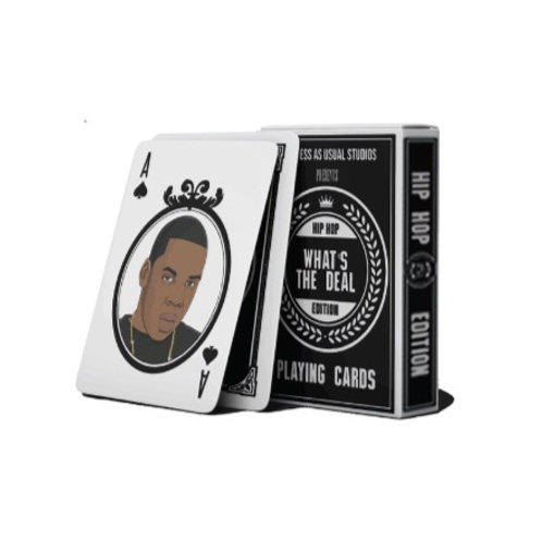 What's The Deal Playing Cards (HIP HOP)