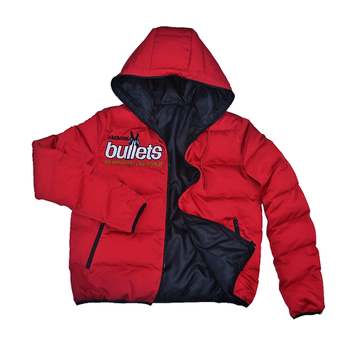 FckThaRefs Winter Down Jacket