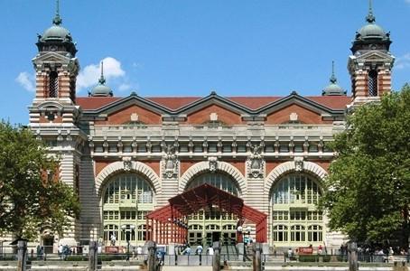 Ellis Island: Tourist in Your Hometown