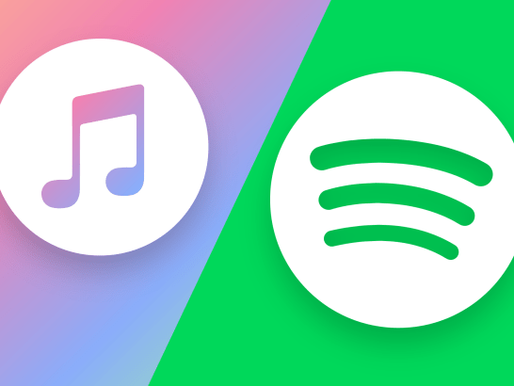 SPOTIFY, APPLE, STREAMING, AND STEREOS