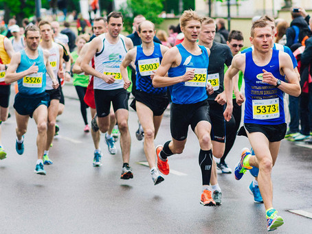 Quirky, Crazy Marathons & Races