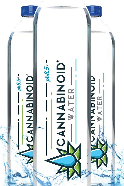 Cannabinoid Water Case 16 oz. |
