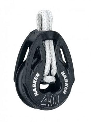 40mm Carbo T2 Loop Block