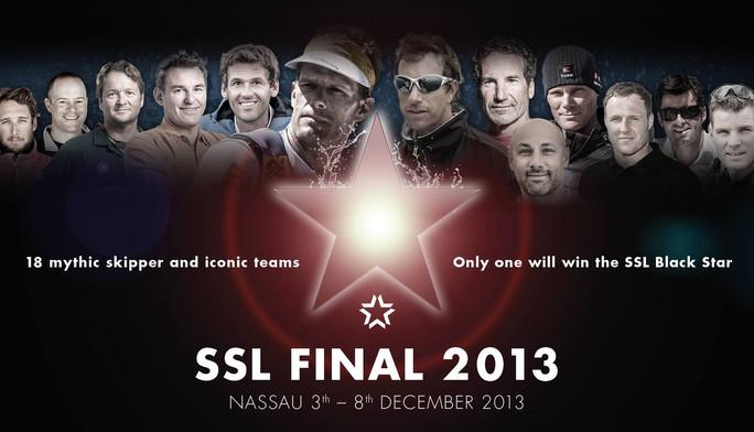 STAR SAILORS LEAGUE - 3. BIS 8 DEZEMBER 2013 IN NASSAU