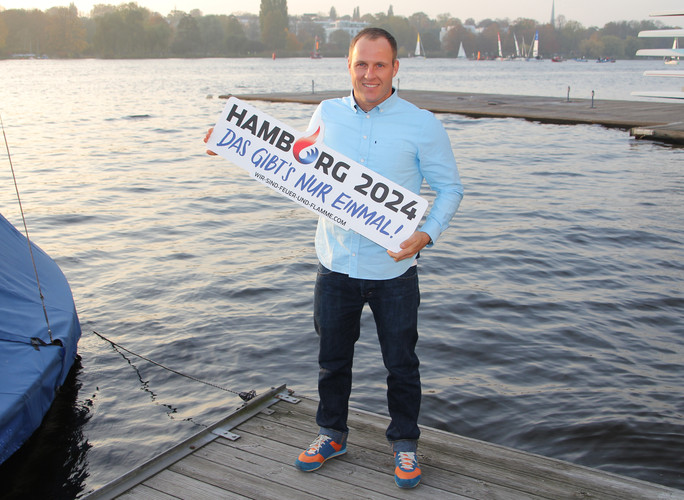 OLYMPISCHE SPIELE 2024 IN HAMBURG UND KIEL