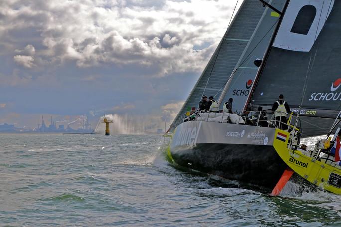 VOLVO OCEAN RACE - RÜCKBLICK AUF DEN ERSTEN TRAININGSBLOCK