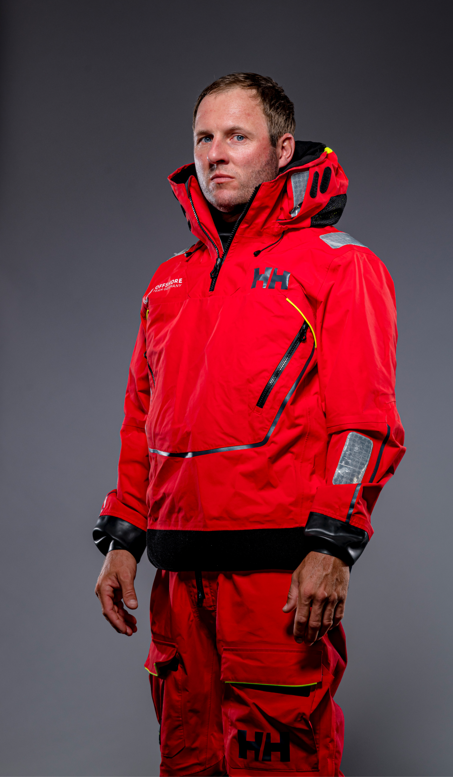 Robert Stanjek - Helly Hansen