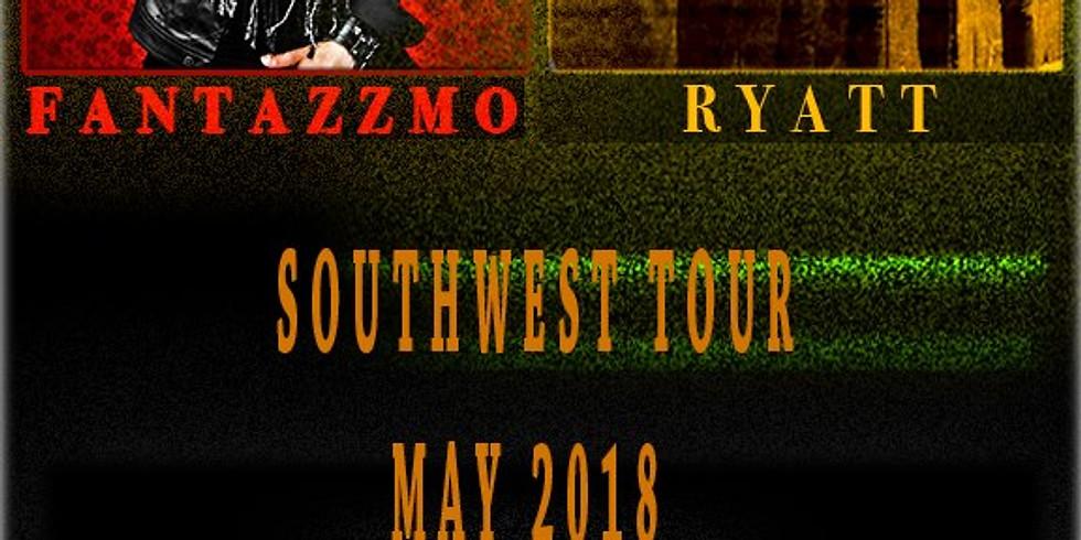 Ryatt and Fantazzmo Live in Concert