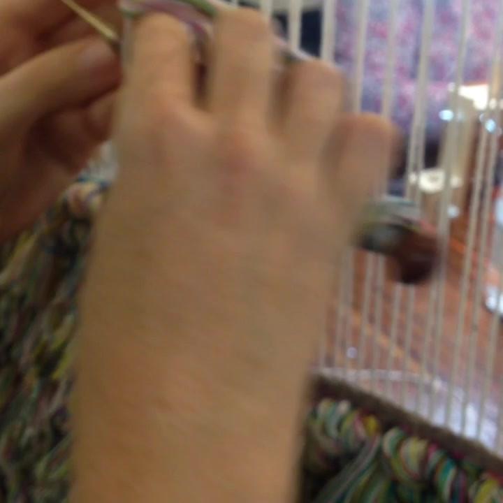 Weaving CMYKat.