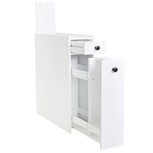 Bathroom Utility Cabinet 2 colour handle option