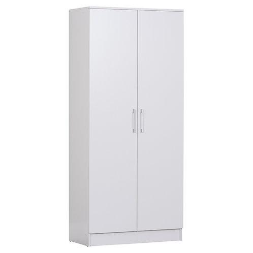Multi-Purpose Broom Cupboard 2 Door