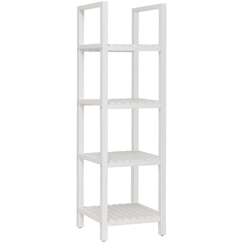 Maine 4 Tier Bathroom Multipurpose Shelf