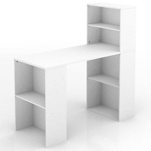 Baxter Multi Storage Office Desk
