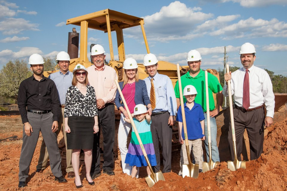 Atl West Dentistry_Ground Break