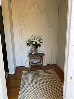 Federal Church Vestibule