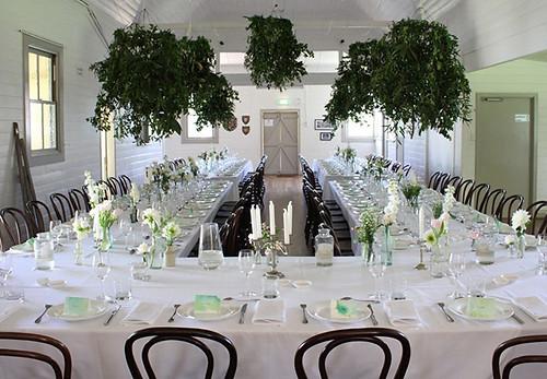 Federal wedding