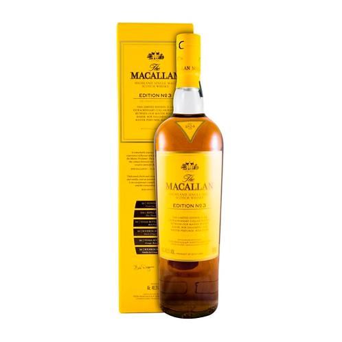 Macallan Edition nº3