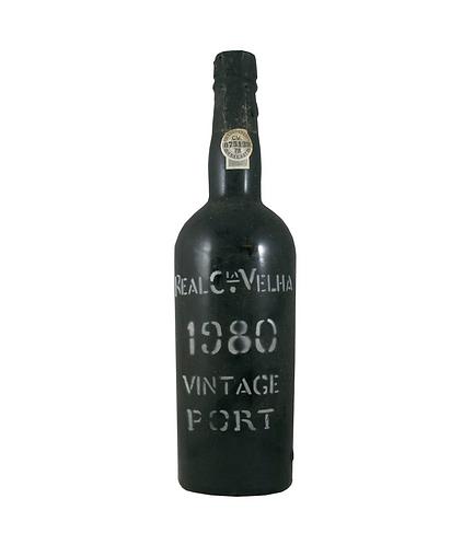 Real Vinicola 1980 Vintage Port