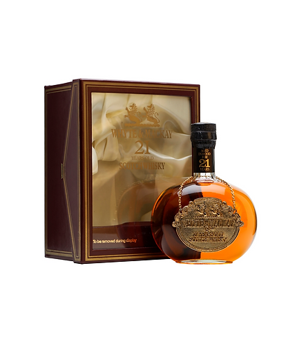 Whyte&Mackay 21 years Gold Medallion