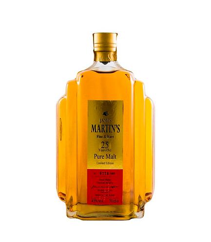 James Martin's 25-year-old Pure Malt