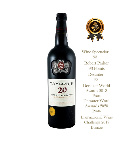 Taylor´s 20 Years Old Tawny Port Bottled 1989
