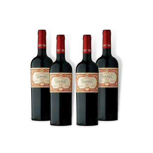 Vertical Cem Reis Magnum - 4 Bottles