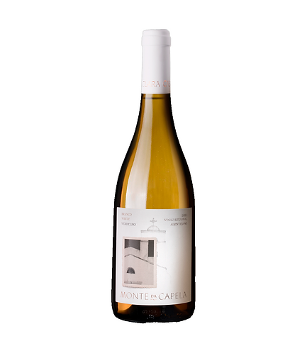 Monte da Capela White Wine Single Grape/Verdelho 2018
