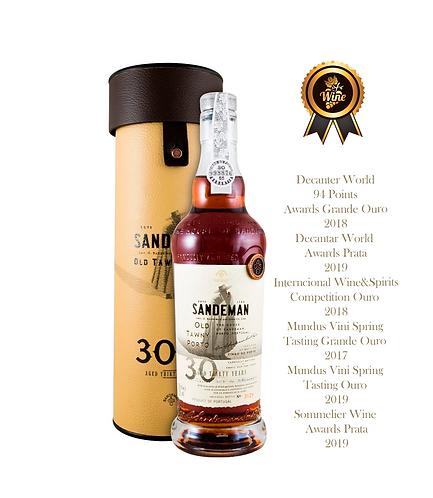 Sandeman 30 Years