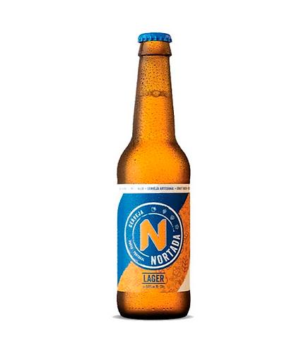 Nortada Lager Craft Beer
