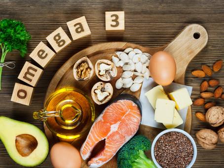Omega 3, porqué es importante consumirlo.