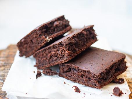 Brownies sin harina! Vegetarianos