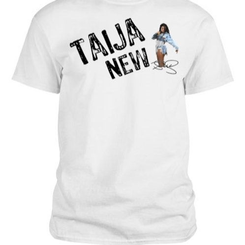 PRE-ORDER #NEWBIANTEAM Autographed T-Shirt (White)