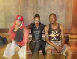 T dott Remm & Myles Jeh #TheCrew