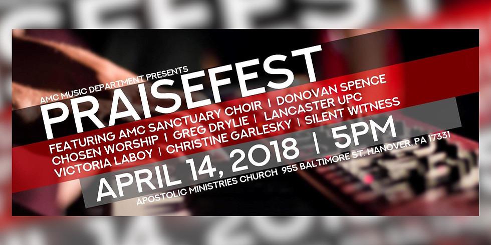 Praise Fest 2018