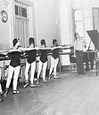 aulas de ballet na UFBA