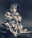 Angel Vianna com 2 anos