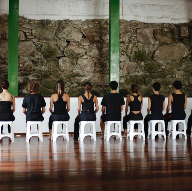 graduação em dança
