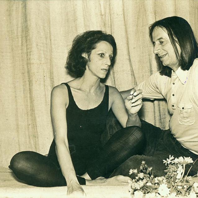 Angel e Klauss Vianna