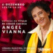 homenagem Angel Vianna