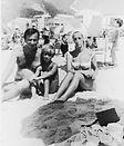 Angel, Klauss e Rainer no Rio