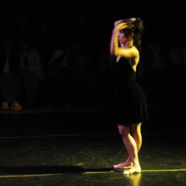 mostra coreográfica