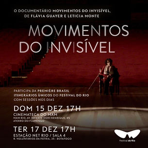 filme Movimentos do Invisível