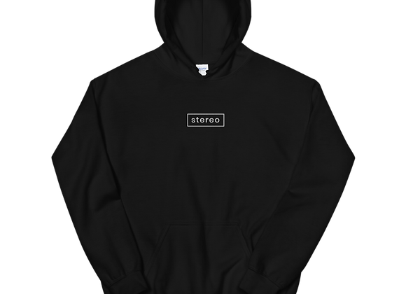 stereo Heavy Hoodie (Unisex)